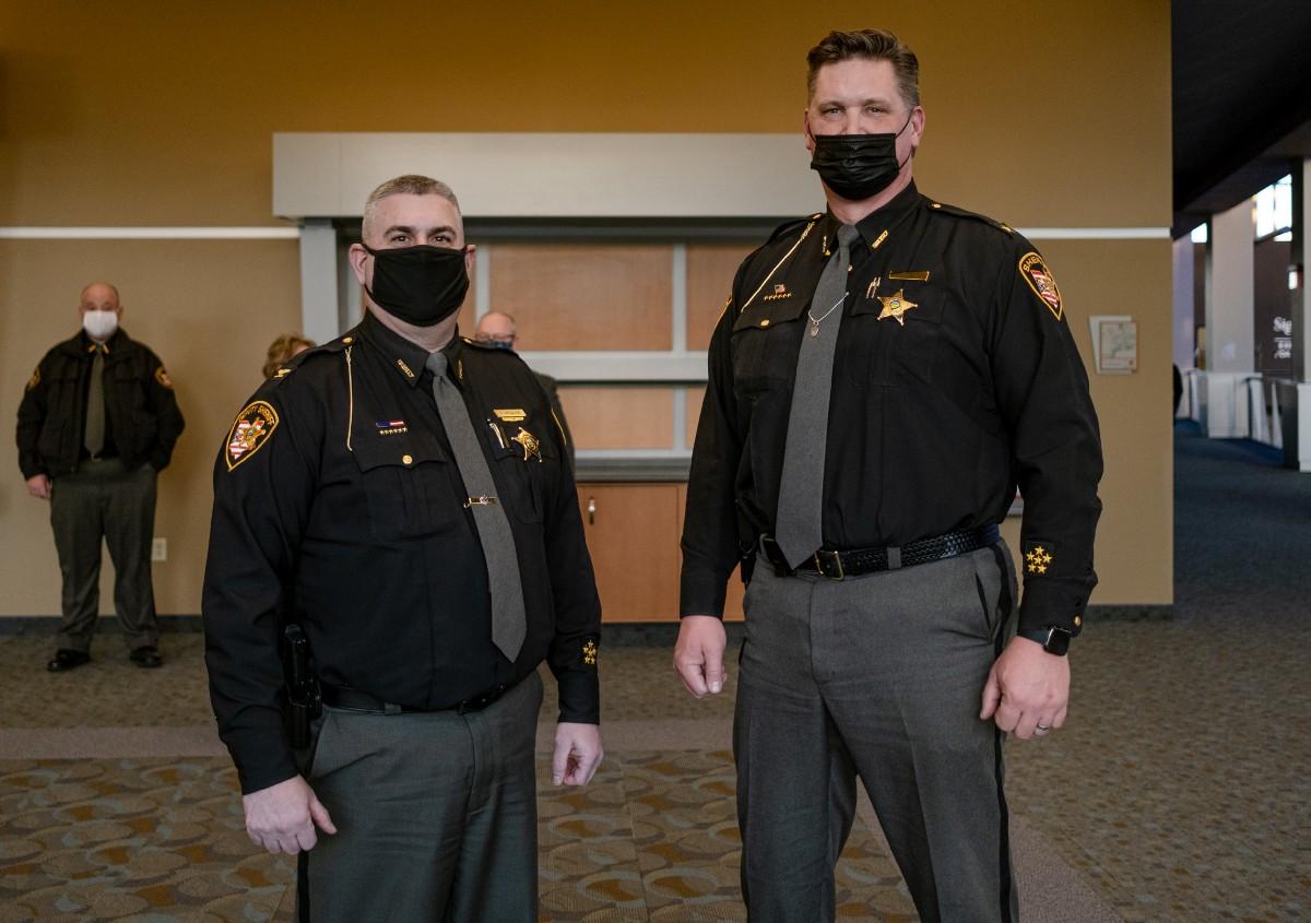 Portrait of Portage County Sheriff Bruce Zuchowski