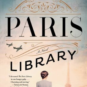 Image of the cover of the book The Paris Library