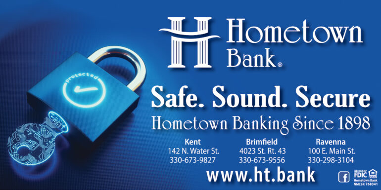 Hometown Bank ad